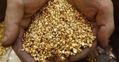 Более 600 кг золота из КР уходит теневым рынком в Китай и Узбекистан