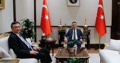 Турция и Кыргызстан обсудят экономическое сотрудничество