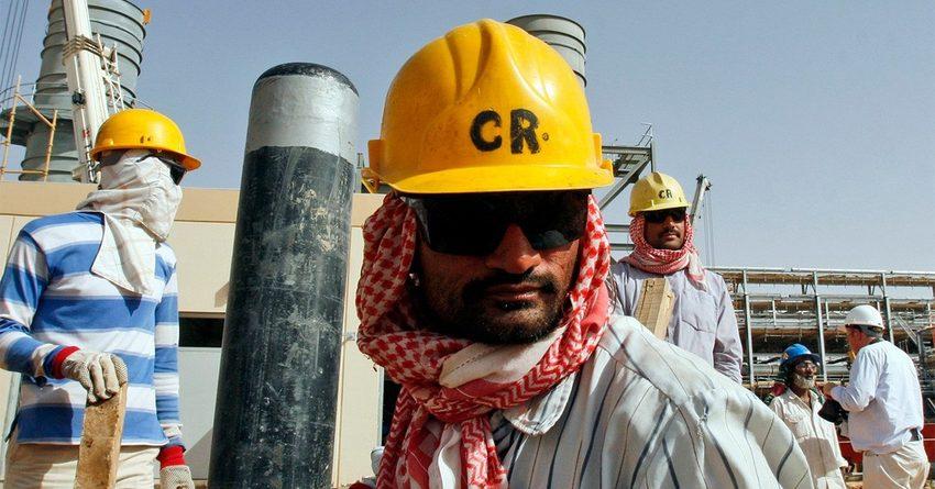 Добыча нефти в Саудовской Аравии достигла исторического максимума