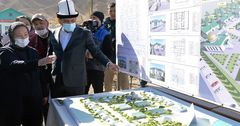 Катар проспонсирует строительство соцдеревни в Нарыне