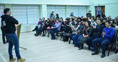 В Бишкеке презентовали приложение для безопасности детей