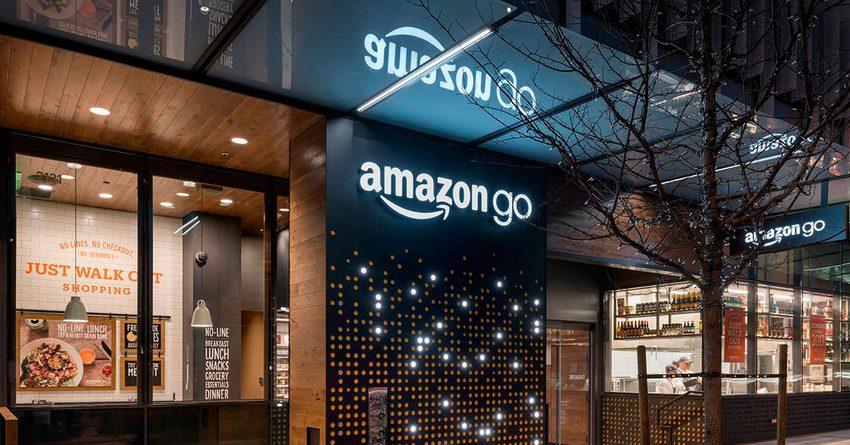Amazon запустила первый в мире магазин без продавцов