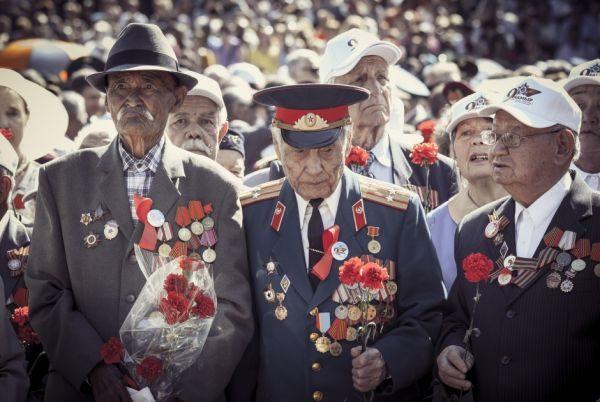 В Казахстане ветераны ВОВ в среднем получат к Дню Победы по 313 тысяч тенге