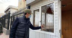 Ущерб городскому имуществу из-за беспорядков оценивается в 17 млн сомов