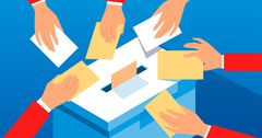 В КР проголосовали уже 99.7 тысячи избирателей