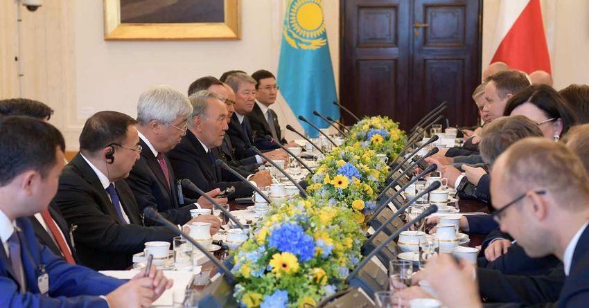 Казахстанские и польские предприятия подпишут двусторонние соглашения на $1 млрд