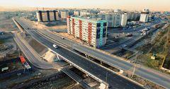 Госстрой завершил строительство 109 объектов
