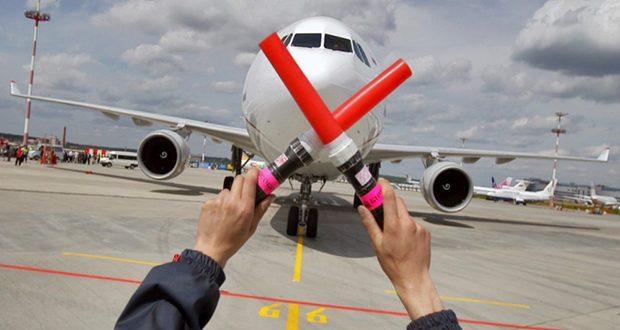 В КР с 25 марта приостановлены все внутренние авиарейсы