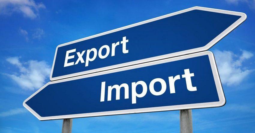 Экспорт Кыргызстана в январе сократился на 7.7%, а импорт увеличился