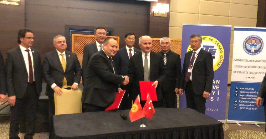 Каинды и турецкий Караман установили побратимские отношения