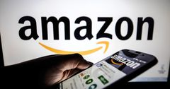Amazon позволит покупателям расплачиваться ладонями вместо карт