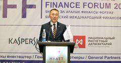 Любой банковский продукт не может рассматриваться в отрыве от развития страны - Абдыгулов