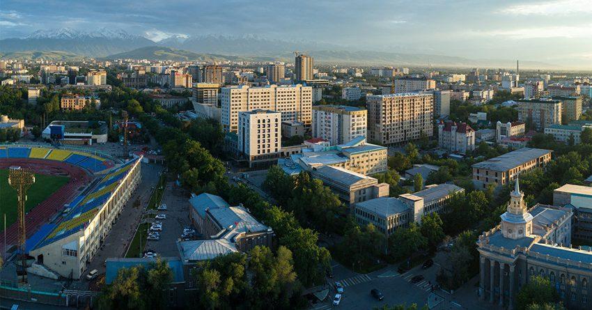 В июле рынок недвижимости в Бишкеке просел на 4.16%