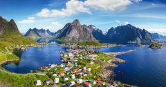 Норвегия — самая устойчивая страна в мире