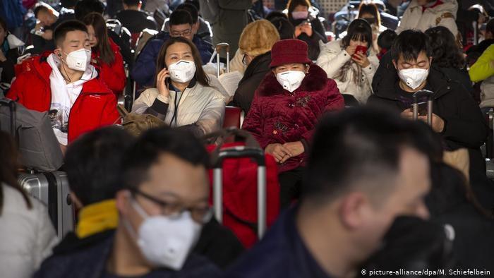 Кытай бийлиги коронавирус менен күрөшүүгө145 млн$ бөлөт