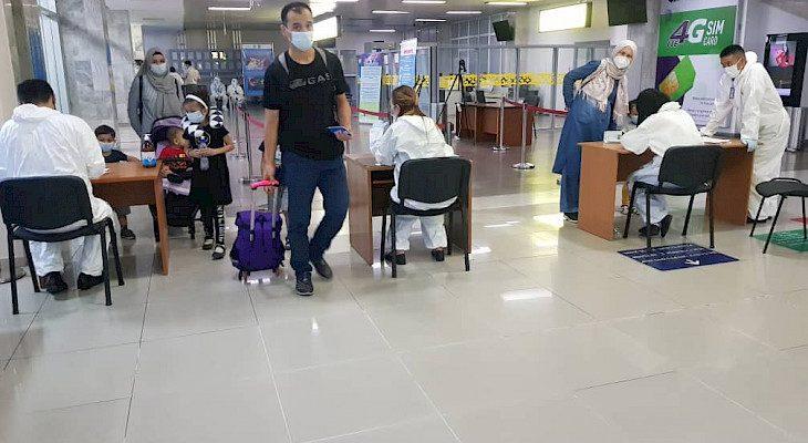Бангладештен Бишкекке 103 Өзбекстандын жана Тажикстандын жарандарыкайтарылды