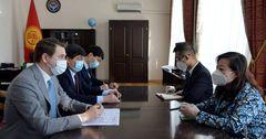 Китай предоставит Кыргызстану очередную гумпомощь