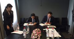 РСК Банк и Госбанк Развития Китая заключили соглашение на 6 млн. долларов США