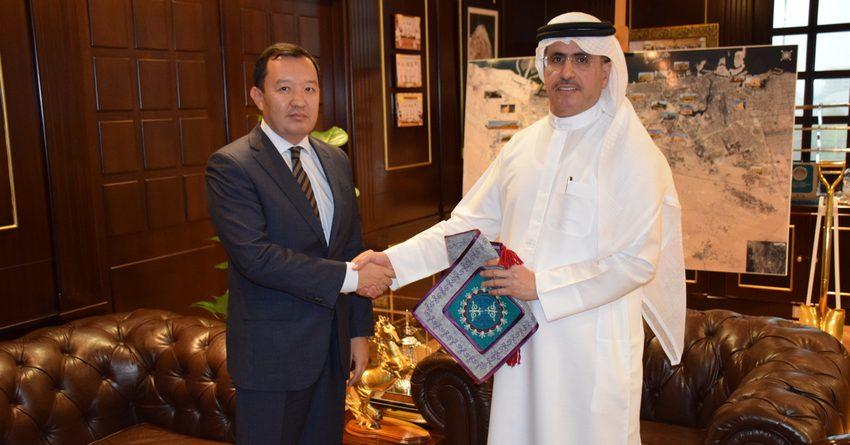 Компанию из ОАЭ просят безвозмездно участвовать в проектах по доступу к питьевой воде в КР