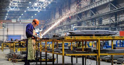Кыргызстан единственный из стран ЕАЭС показал спад промпроизводства