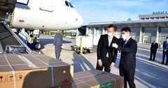 Венгрия оказала гуманитарную помощь Кыргызстану в борьбе с коронавирусом