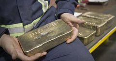 Без золота промышленность КР выросла всего на 1.1%