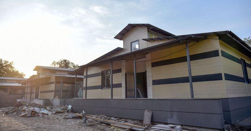Строительство больницы в Бишкеке почти завершено