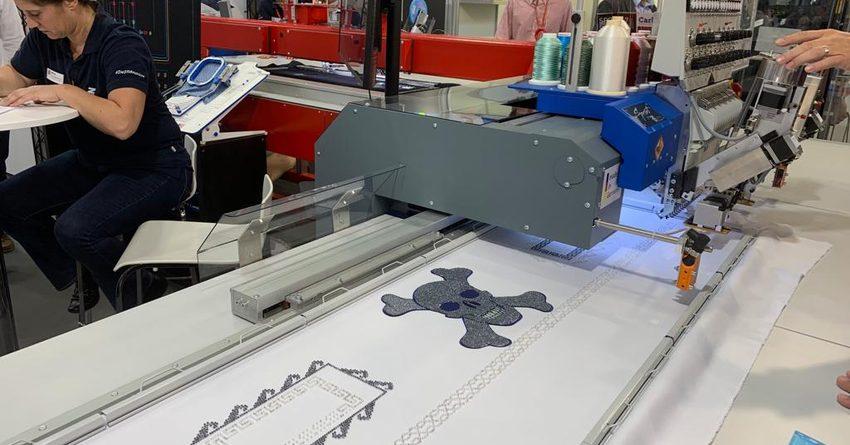 Швейники из КР приняли участие в выставке ITMA в Барселоне