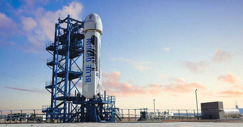 Вкосмос иназад: Blue Origin обещает желающим билеты с2019 года