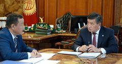 Энергосектор КР нуждается в реформе – Сооронбай Жээнбеков
