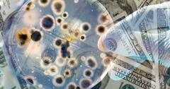 ВОЗ: Коронавирус не передается через банкноты