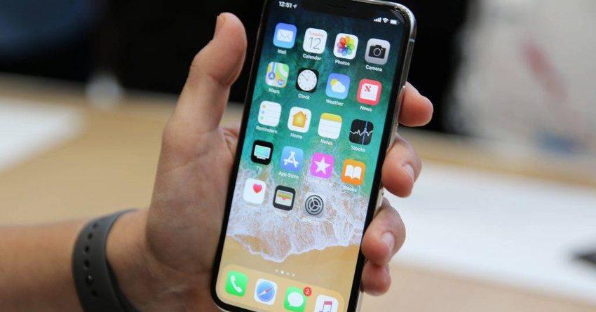 iPhone X стал самым продаваемым смартфоном 2017 года