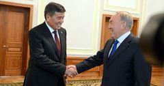 Президенты Кыргызстана и Казахстана нашли компромисс