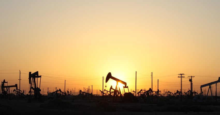 Стоимость барреля нефти марки Brent достигла $54