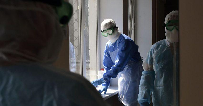 В Таласской области медработникам выплатили 7.3 млн сомов