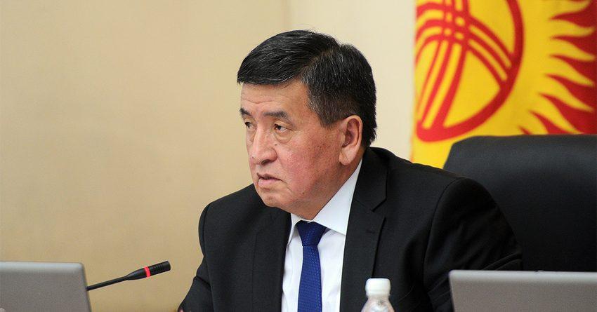 Премьер Кыргызстана раскритиковал работу Минфина, ГНС и ГТС