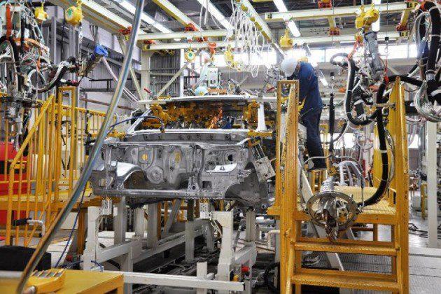 За год в РК выросло производство легковых автомобилей на 36.6%