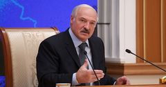 Лукашенко вступился за Кыргызстан в вопросе экспорта товаров на рынки ЕАЭС