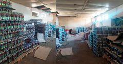 В Джалал-Абаде изъяли партию безлицензионного пива на 2 млн сомов