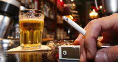 В Кыргызстане за пять лет цены на алкоголь и сигареты выросли на 40.9%