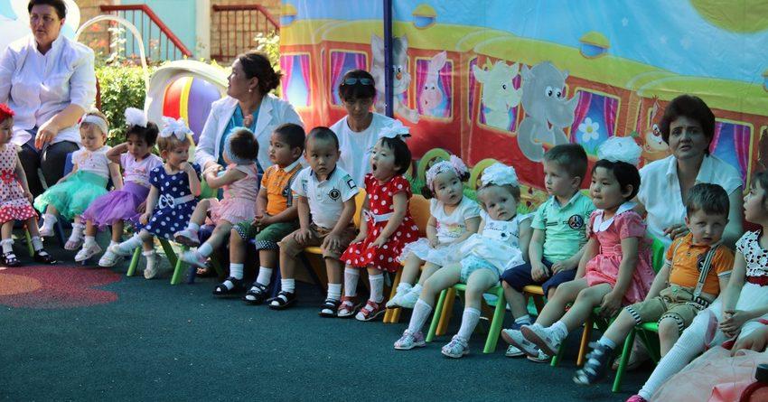 «РСК Банк» поздравил детей с праздником