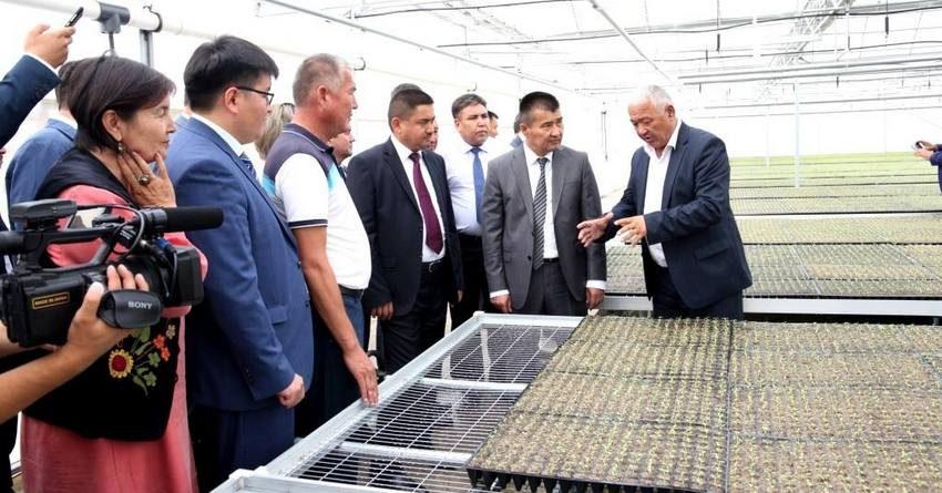 Кыргызско-узбекский бизнес-форум прошел в Андижане