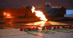 В КР отменили массовые мероприятия в честь 75-летия Победы в ВОВ