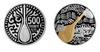 Казахстан выпускает монету с бриллиантом