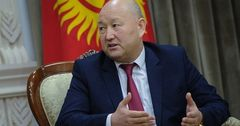 Вице-премьер КР встретился с послом КНР по инциденту на Солтон-Сары