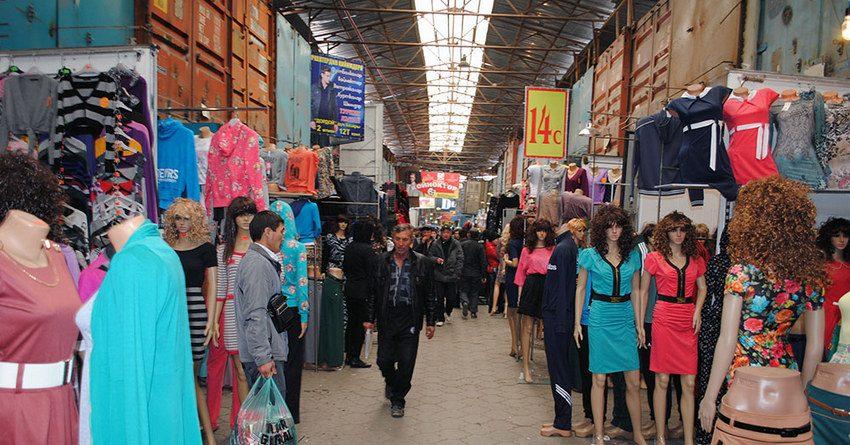 В Кыргызстане снижаются темпы роста оптовой и розничной торговли