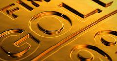 В Великобританию было экспортировано золота на $490.9 млн