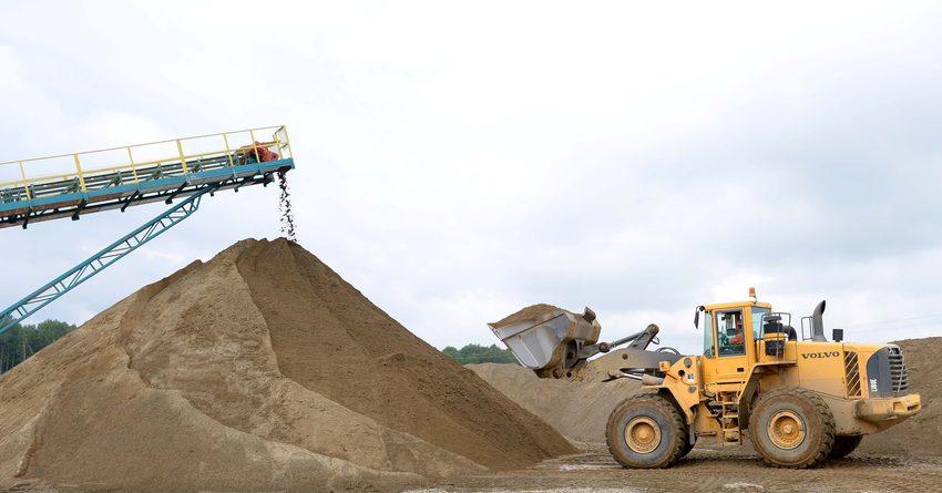 Площади песчано-гравийной смеси «Ак-Коргон» продали за $43.5 тысячи
