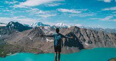 Кыргызстан посетили более 3.5 млн туристов
