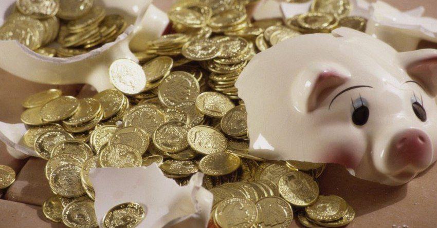 Российский Резервный фонд сократился вдвое за один месяц